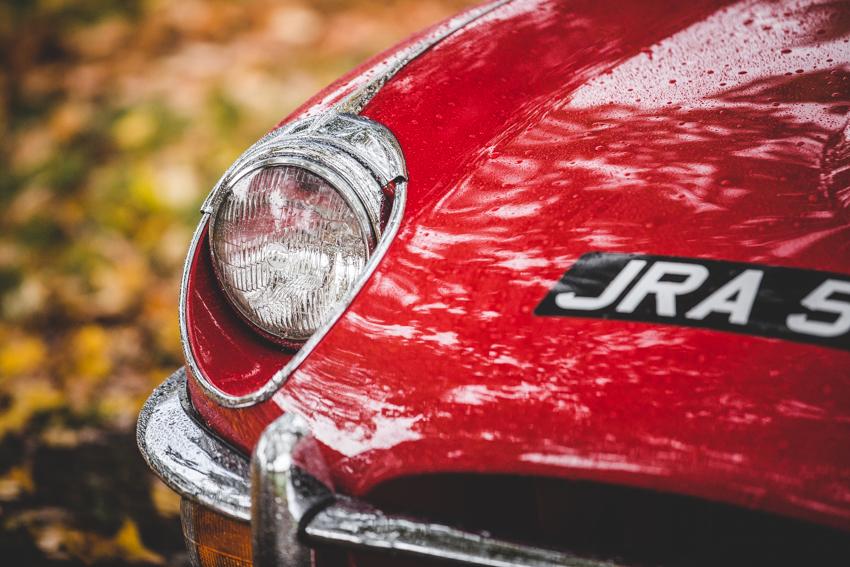 Jaguar e-Type 4.2 Series 2 1970 (22 of 80)