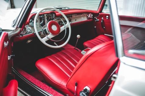 Mercedes 230SL Pagoda 1966 (40 of 127)