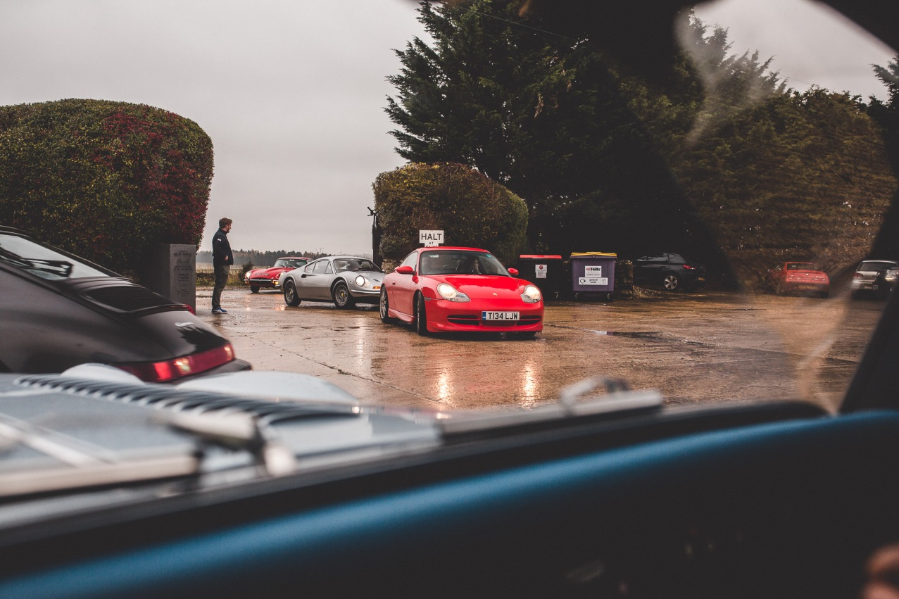 Drive Classics Rally - London to Wales 2019 (28 of 177)