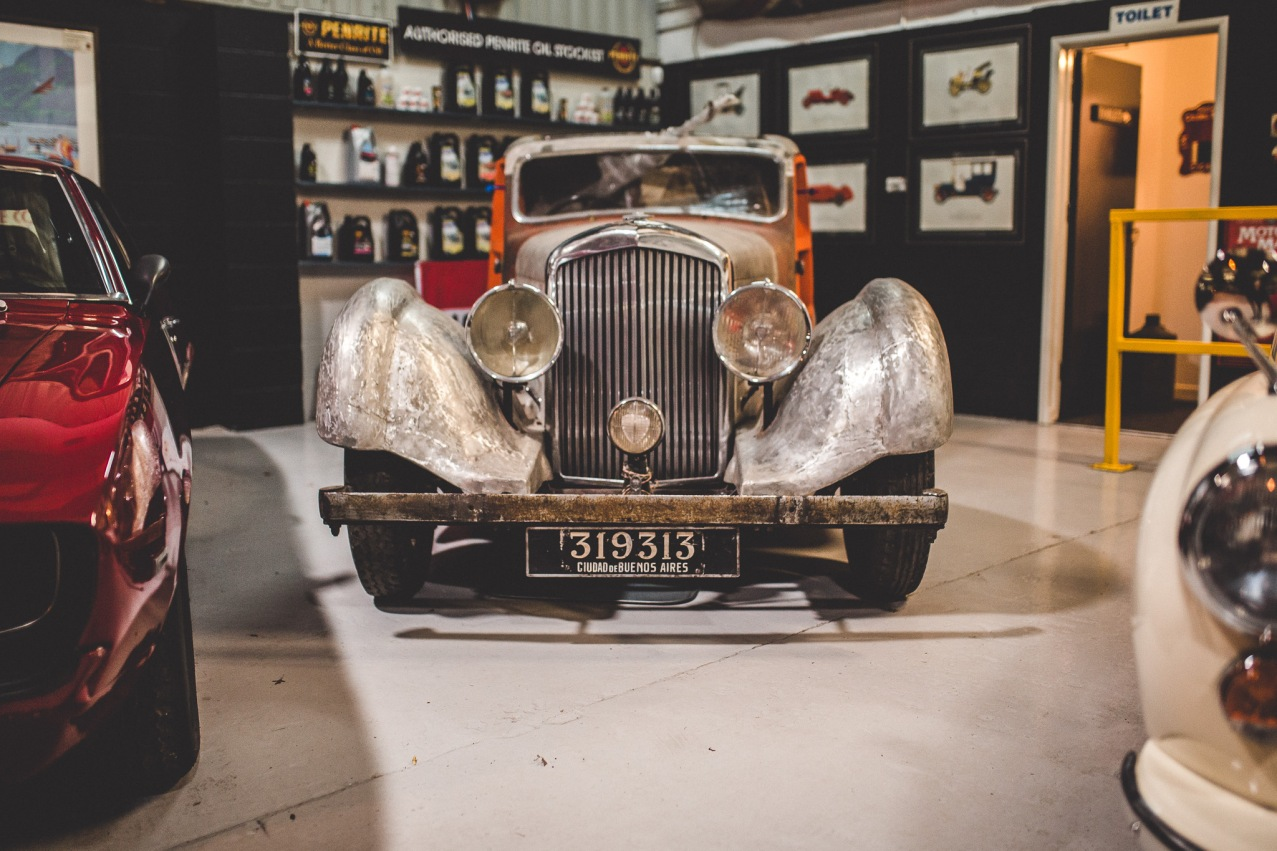 Drive Classics Rally - London to Wales 2019 (39 of 177)