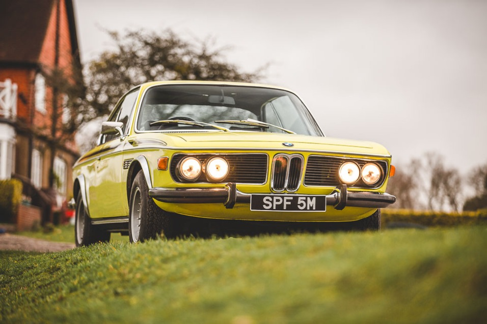BMW 3.0 CSL FOR SALE (86 of 96)