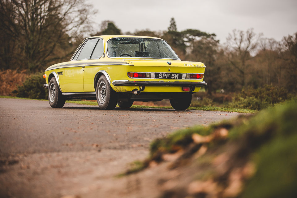 BMW 3.0 CSL FOR SALE (71 of 96)