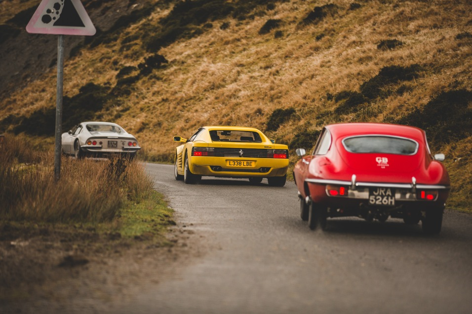 Drive Classics Rally - London to Wales 2019 (93 of 177)