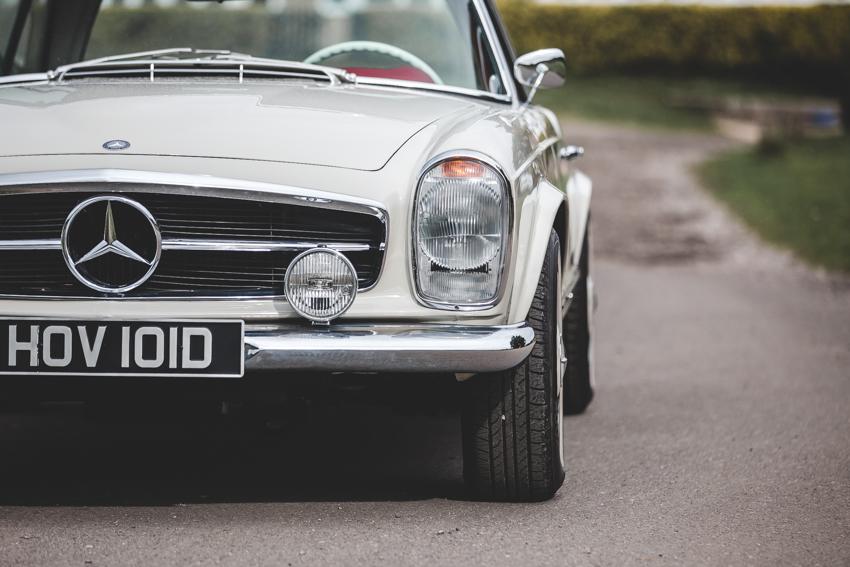 Mercedes 230SL Pagoda 1966 (66 of 127)