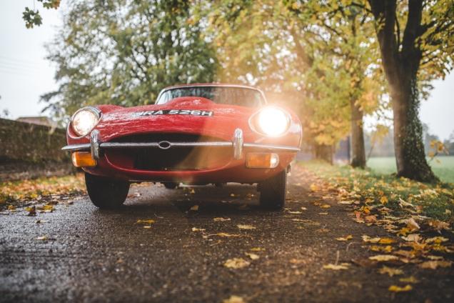 Jaguar e-Type 4.2 Series 2 1970 (54 of 80)